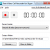 Record Skype Video Calls