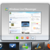 Quickly Change Windows Live Messenger Status from Windows 7 Taskbar