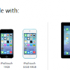 List of iOS7 Features Available to Different Versions of iPhone and iPad