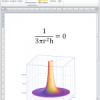 Insert Mathematical Symbols, Calculations and Charts in Word and OneNote