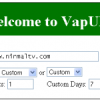 VapURL Creates Disposable Shortened URLs