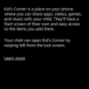 How to Use Kid's Corner in Windows Phone 8