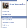 How to Link Other Account to Facebook Login