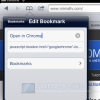 How to Open URLs in Chrome for iOS instead of Safari