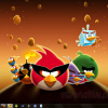 Angry Birds Space Theme for Windows 8 and Windows 7