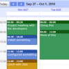 Create Time Sheets from your Google Calendar with GTimeReport