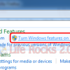 How to Install IIS on Windows 7