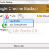 How to Create and Backup Multiple User Profiles in Google Chrome