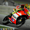 Ducati 2 Theme for Windows 7