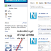 Facebook Subscribe to Pages via RSS