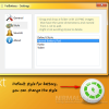 Desktop Gadget for Windows Battery Usage- Fat Battery