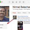 Send a Direct Message in Google+