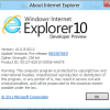 Internet Explorer 10 in Windows 8