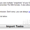 Import and Export Tasks with Google Tasks Porter