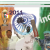 India Cricket World Cup 2011 Theme for Chrome