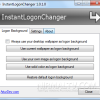Windows 7 Logon Changer- InstantLogonChanger