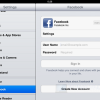 How to Set up Facebook Integration in iOS 6