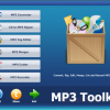 MP3 Toolkit- Convert, Rip, Merge, Cut, Tag Edit and Record MP3