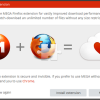 Firefox Extension for Mega Cloud Storage Released
