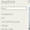 Pinterest for Windows Phone 7