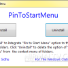 Pin Folders to Windows 7 Start Menu