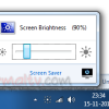 Screen Brightness Control for Windows 7
