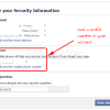 How to Use Facebook One Time Password (OTP) Security Feature