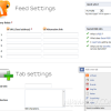 Facebook Apps to Publish RSS Feeds from your Blog