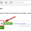 Automatically Post to Twitter and Facebook from Google+ [Extension]