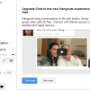 Google+ Hangouts- What's New