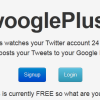 Automatically Post Updates to Google+ from Twitter