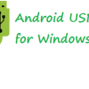 Download Android USB Drivers For Windows