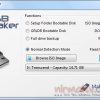 Create a Bootable USB Drive from Folders and ISO