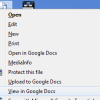 Upload to Google Docs Easily from Desktop