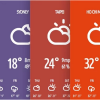 StormCloud—A Slick and Stylish Weather app for Google Chrome