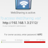 Easily Transfer Files Between PC and Android Device with Websharing 2.0