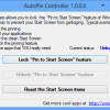Prevent Applications from Auto Pinning to Start Screen in Windows 8