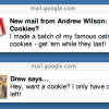 Gmail Desktop Notification for Email and Chat Messages
