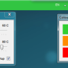 Monitor Temperature on Windows 7 Taskbar