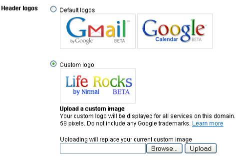 Google Header Logo
