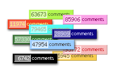 comment count plugin